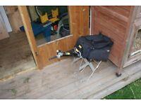 Topeak MTX QR Bike rack & Trunk bag