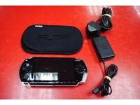 Sony PSP Bundle with Charger and Case £45
