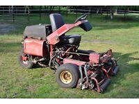 Toro 04375 Lawn Mower / Grass Cutter / Diesel / Ride on
