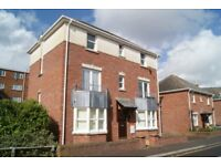 MODERN UNFURNISHED 2 BEDROOM GROUND FLOOR FLAT WITH PRIVATE PATIO & 2 PARKING SPACES IN ASHLEY CROSS