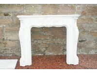 fire surround and plinth £60