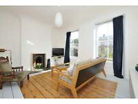 Bouverie Road, 2 bed flat with unoffical roof terrace located in an A1 location