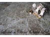 Brown Empredor Polished Marble 61x30cm Tiles (9m2 JOB LOT)