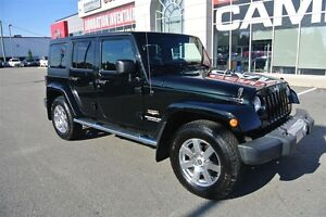 2012 Jeep WRANGLER UNLIMITED Sahara, 2 toits