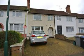 4 bedroom mid-terraced house in popular residential are of Neasden. Garden and off-street parking