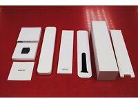 Apple Watch Sport 42mm Space Grey Case Sport Band Black Brand New £250