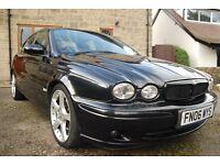 Jaguar X Type 2006 2.2 Diesel. 88K. One Owner. 12 mths MOT.