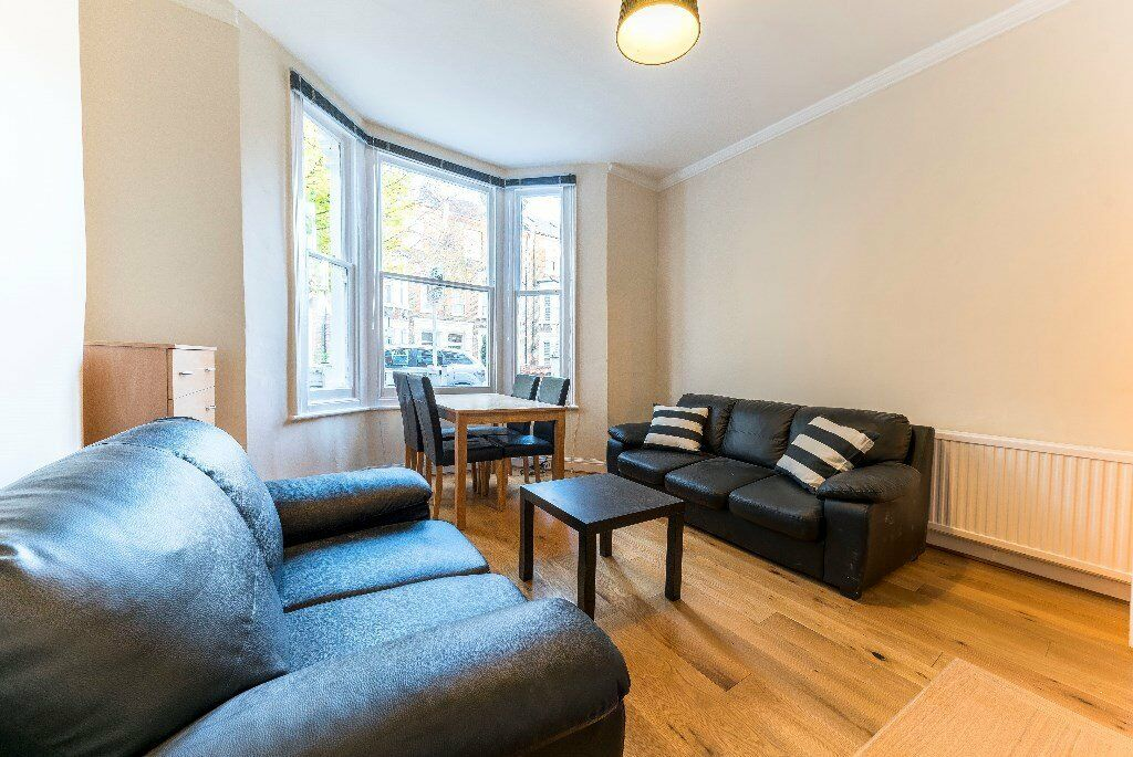LOVELY 2 BED GARDEN FLAT-CLOSE TO QUEENS PARK TUBE STN-ABSOLUTE MUST SEE-CALL RICKY ASAP 07527535512
