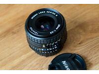 Nikon 28mm f2.8 E series