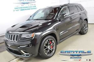 2014 Jeep Grand Cherokee SRT 8*GPS*TOIT PANORAMIQUE*MAGS 20