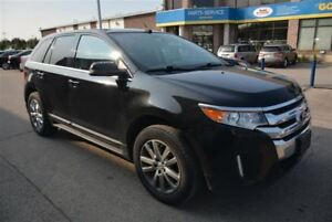2013 Ford Edge LIMITED/HEATED LEATHER SEATS/NAV/PANO ROOF/CAMERA