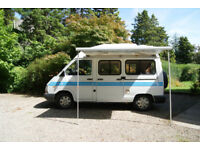 Renault Trafic 1.7 Petrol High Top Autosleeper 1992