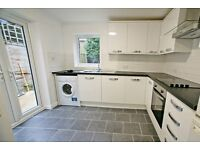 STUNNING, NEWLY REFURBISHED ONE BEDROOM FLAT WITH GARDEN