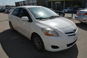 2008 Toyota Yaris SEDAN WITH AIR CONDITIONING