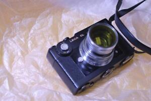 Leica CL with 50mm Summicron Collapsible