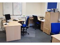 Offices available in Chesterfield various sizes