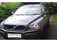 Volvo xc90 2004 2.4d 7 seats