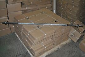 Brand New 5 Foot Standard Barbell 7.5KG - Weights Gym Bar
