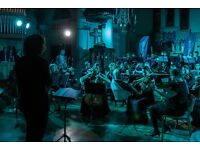 Singers wanted for orchestra project