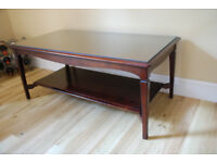 Stag Minstrel Uplift Coffee Table