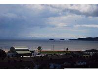Amazing Swansea Bay Views - large bedsit