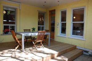 Bel appartement meublé, Villeray / Métro Jean-Talon et Castelnau