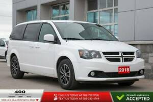 2018 Dodge Grand Caravan | GT | LEATHER | POWER LIFEGATE |