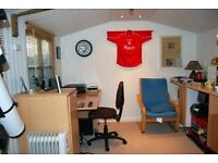 Short Term Flexible Desk / Office £12 per day. Co Work or Work Solo