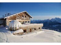 Waiters / waitresses needed for a busy altitude restaurant in the French Alpes