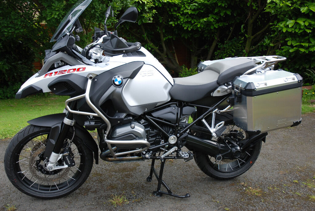 BMW R1200GS Adventure, Model Year 2016, Superb Condition ...