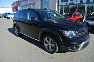 2016 Dodge Journey Crossroad,AWD,7 PASSAGERS,NAVI.TOIT,CUIR