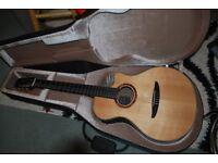 Yamaha NTX 1200R Nylon strung electro Acoustic Guitar