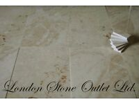 Crema Royal Polished Marble Tiles 61cm x 30.5cm x 1.25cm