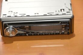 JVC KD-G 331 CD Player/MP3 In Dash Receiver (Single Din Car Stereo)