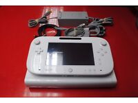 Nintendo Wii U 8GB Basic White £135