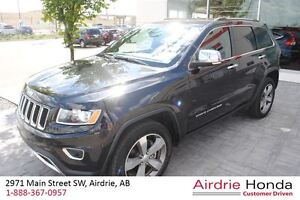 2015 Jeep Grand Cherokee Limited *Clean Carproof, Local Trade-In
