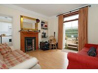 A gorgeous two bedroom ground floor flat with a large garden, located in Peterborough Villas.