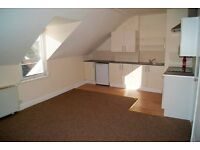 SOME BILLS INCLUDED-NEWLY REFURBISHED UNFUNRISHED 1 BEDROOM TOP FLOOR FLAT IN WESTBOURNE