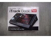 Focusrite iTrack Dock Boxed £88