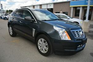 2014 Cadillac SRX LUXURY/FWD/PANORAMIC ROOF/NAV/CAMERA/LEATHER