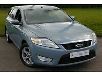 DIESEL ESTATE**(10) Ford Mondeo 2.0 TDCi Zetec Estate 5dr FFSH** 6 MONTH AA WARRANTY**