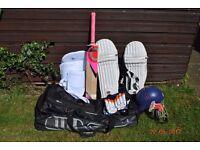 Cricket Bag Bundle