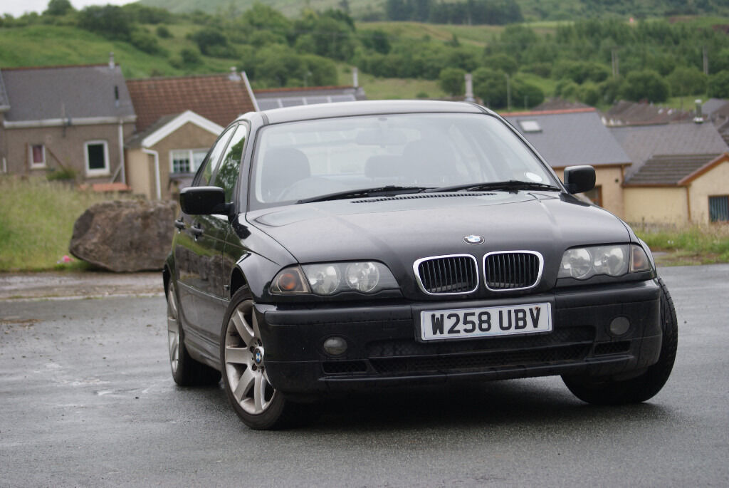 bmw 320d se black 2000 new mot towbar new catalytic converter in maesteg bridgend gumtree. Black Bedroom Furniture Sets. Home Design Ideas
