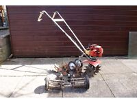 Mantis 2 Stroke Cultivator with Manual and Accessories