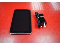 "Samsung Galaxy Tab 2 GT-P3110 7"" 8GB WiFi £70"