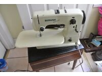Vintage Bernina 530 Record Automatic Zig Zag Sewing Machine