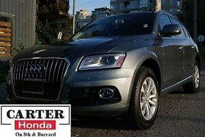 2014 Audi Q5 2.0 Progressiv + NAVI + SUNROOF + PARKING SENSORS!