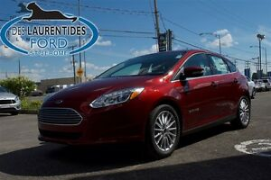 2016 Ford Focus Electric -