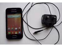 Samsung Galaxy Ace GT-S5830i Unlocked Black Android Smartphone