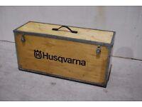 HUSQVARNA K1250 RAIL TRANSPORT BOX